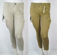 Versace Jeans Couture VJC Denim Jeans Hose Pantalone Vita Bassa Lila Strass