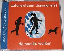 Autori Team improvvido CD PROMO single poiché Nordic Walker
