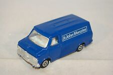 DINKY TOYS 410 BEDFORD CA VAN JOHN MENZIES MINT CONDITION