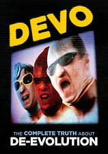 DEVO The Complete Truth About De-Evolution DVD 20 videos & tons of extras
