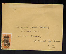 1920 Upper Volta AOF Cover to Le Cannet France