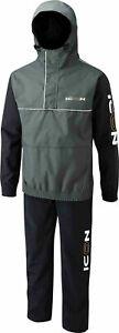 Leeda Icon Waterproof Breathable Fishing Suit Deluxe Smock Bib & Brace All Sizes