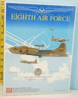 Eighth Air Force Air War Over Europe 1942-45 Down in Flames II GMT 1995 SHRINK