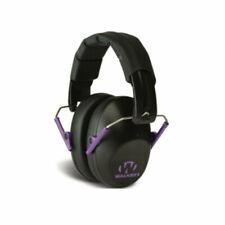 Walkers Pro Low Profile Folding Ear Muff -Purple Free Shipping