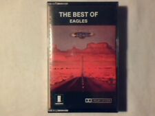 EAGLES The best of mc cassette k7 ITALY COME NUOVA LIKE NEW!!!