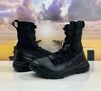 """Nike SFB Field GEN 2 8"""" Tactical Black Boots Military 922474-001 Men's Size 9.5"""