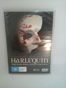 HARLEQUIN NEW SEALED DVD