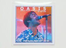Oasis : Earls Court 04 Nov 1995 live
