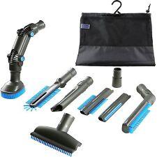 8 Piece Vacuum Accessories Kit Tools & Bag ShopVac Shark Eureka Miele Bissell