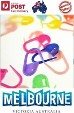 Unbranded Multi-Coloured Knitting Needles