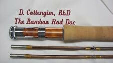 "Bamboo Fly Rod (NEW) - 7'6"" - 2/2 - 5  wt. "" Golden Drake """
