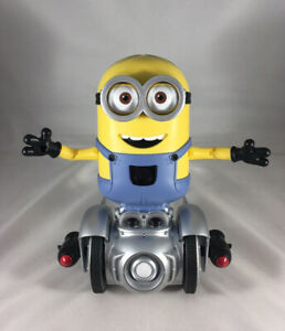 WowWee Despicable Me Minion TURBO DAVE - Balancing Robot Toy App Controlled