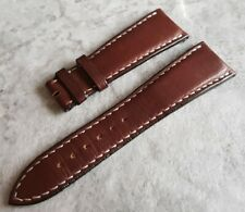 Genuine OEM Audemars Piguet 23/17mm Brown Calf Leather Strap - UNUSED