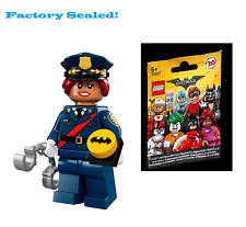 New Lego Batman Movie series - Barbara Gordon minifigure Factory Sealed!