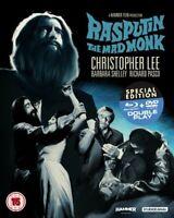 Rasputin The Mad Monk (Blu-ray + DVD) [1966][Region 2]