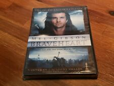 Braveheart [New Dvd] Special Collector's Edition. (1995, 2017)