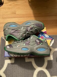 Billionaire Boys Club ICE CREAM BBC Reebok Question Low Beepers & Butts Size 9.5
