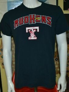 Toledo Mud Hens Minor League Baseball T Shirt Large 47 Brand Nice OH Tigers MILB
