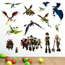 How To Train Your Dragon 2 Astrid Wall Decal Removable Stickers Kids Room Decor