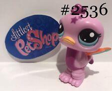 Authentic Littlest Pet Shop - Hasbro Lps - Walkable Ostrich #2536
