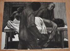 John Woodrow Wilson Death of Lulu Black African American Ltd Ed Richard Wright