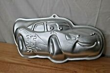 Wilton Disney Pixar Cars Lightning McQueen Cake Pan Mold Tin 2105-6400