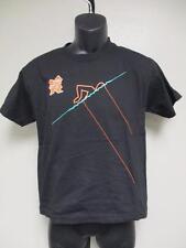 NEW 2012 London Olympics Team USA YOUTH 10/12 Medium M NICE Black T-Shirt