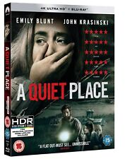 A Quiet Place (4K Ultra HD + Blu-ray) [UHD]