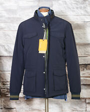 Field Jacket Uomo 2shirts.ago colore Blue Navy 17CHP3FIE07MN_5999