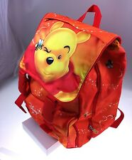 Zaino WINNIE THE POOH Autentico Estensibile by CARTORAMA *OFFERTA SCONTO 50%*