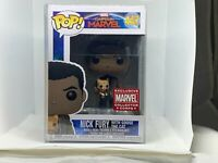 Funko Pop Nick Fury With Goose The Cat 447 Collector Corps. Exclusive