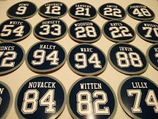 Dallas Cowboys Legendary Players Magnets - jersey design - Pick players