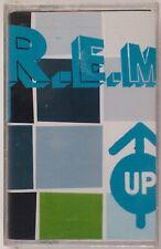 R.E.M.: Up SEALED US Warner Bros Cassette Tape NEW REM Orig Rock 1998