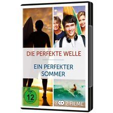 DVD - Zwei Filme , Ein Preis: DIE PERFEKTE WELLE  &  EIN PERFEKTER SOMMER   °CM°