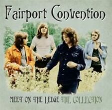 Fairport Convention - Meet on the Ledge (The Collection) (CD) . FREE UK P+P ....