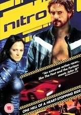 NITRO ~ NEW DVD ONE HELL OF A HEART STOPPING RIDE. FRENCH WITH ENGLISH SUBTITLES