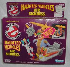 The Real Ghostbusters Haunted Vehicles Air Sickness Kenner Toy 1986 Sealed Box