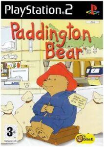 Paddington Bear for Playstation 2 PS2 (2007, PAL)