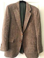 Mens Vintage Harris Tweed Jacket 42R (similar to Doctor Who)