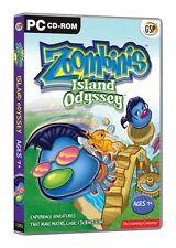 Zoombinis Island Odyssey. 5016488109345.