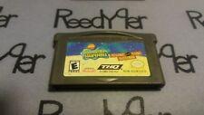SpongeBob SquarePants: Revenge of the Flying Dutchman Nintendo GameBoy Advance