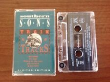 SOUTHERN SONS RARE LIVE CASSETTE TAPE TRAIN TRACKS VGC