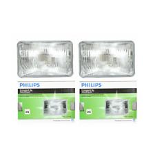 2 PCS Philips Headlight Bulb For 1995 Chevrolet S10 1991 Dodge Hi/Lo Beam Lamp