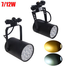 7W 12W LED Track Rail Lights Spotlight Downlight Lamp Shop Display/ Stick Holder