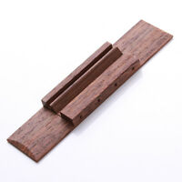 Rosewood 4-String Bridge Saddle For Ukulele Acoustic Ukulele Guitar Accessories
