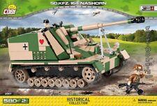 COBI Sd.Kfz.164 Nashorn /  2517 / 580 pcs WWII German tank