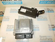 BMW 1 SERIES 2010, E81, E87, 2.0 DIESEL ECU KIT WITH KEY 8512499 (REF#B116)