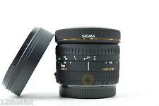 Sigma AF 8mm f/4 Circular Fisheye EX Lens For Canon