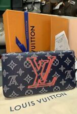 Louis Vuitton Upsidedown Monogram Ink Zippy Organizer Extra Large Wallet 999888