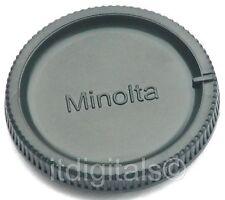Body Cap For Minolta Maxxum SLR DSLR Sony Alpha Series Dust Safety Body Cover